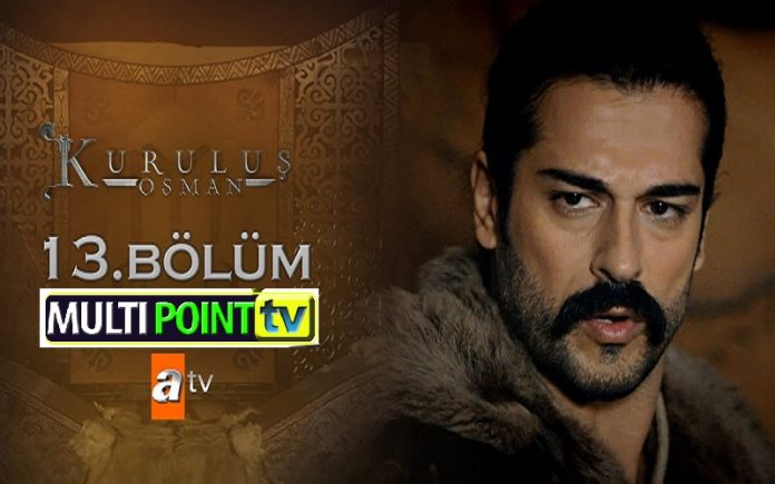 Kurulus Osman Season 1 Episode 13 (13 Bolum) with English, Urdu & Bangla Subtitles Free