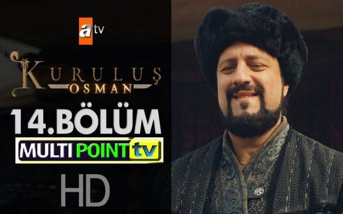 Kurulus Osman Season 1 Episode 14 (14 Bolum) with English, Urdu & Bangla Subtitles Free