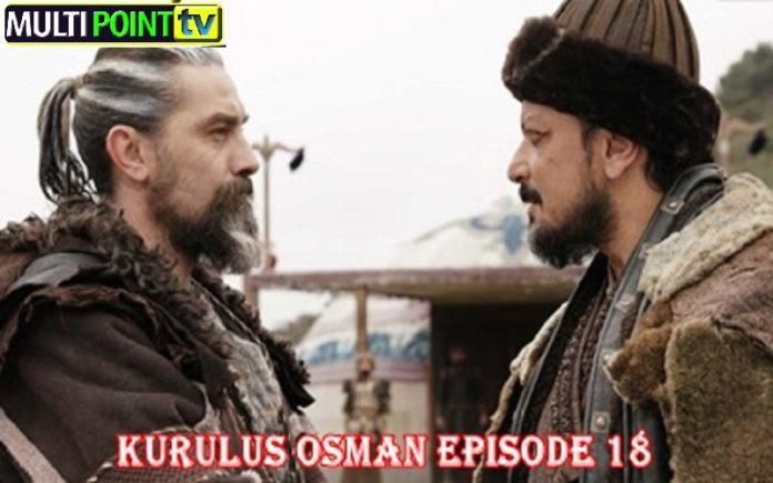 Kurulus Osman Season 1 Episode 18 (18 Bolum) with English, Urdu & Bangla Subtitles Free
