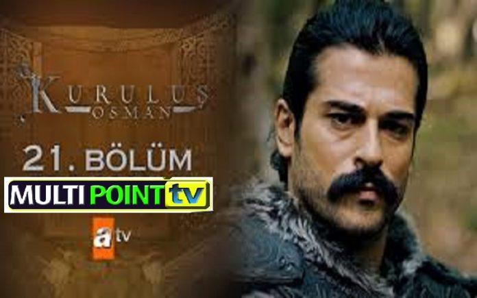 Kurulus Osman Season 1 Episode 21 (21 Bolum) with English, Urdu & Bangla Subtitles Free