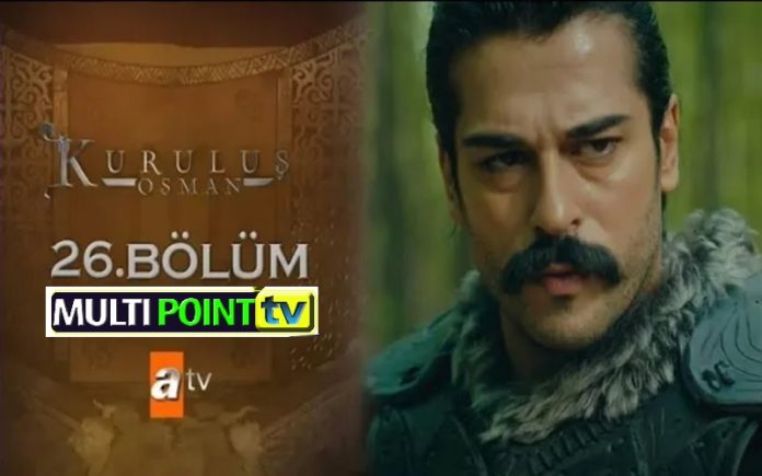 Kurulus Osman Season 1 Episode 26 (26 Bolum) with English, Urdu & Bangla Subtitles Free