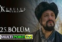 Kurulus Osman Season 1 Episode 25 (25 Bolum) with English, Urdu & Bangla Subtitles Free