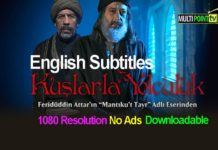 Kuşlarla Yolculuk English Subtitles Full Season