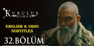 Watch Kurulus Osman Episode 32 (32 Bolum) with English & Urdu Subtitles Free of Cost