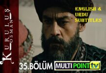 Watch Kurulus Osman Episode 35 (35 Bolum) with English & Urdu Subtitles Free of Cost