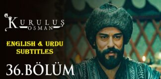 Watch Kurulus Osman Episode 36 (36 Bolum) with English & Urdu Subtitles Free of Cost