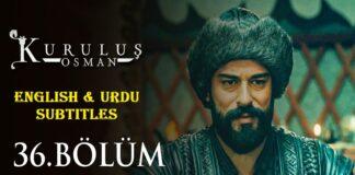 Watch Kurulus Osman Episode 36 (36 Bolum) with English & Urdu Subtitles Free of Cost