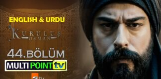 Watch Kurulus Osman Episode 44 (44 Bolum) with English & Urdu Subtitles Free of Cost