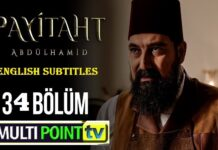 Watch Payitaht Abdulhamid Episode 134 English Subtitles Free of Cost