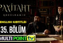 Watch Payitaht Abdulhamid Episode 135 English Subtitles Free of Cost