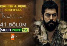 Watch Kurulus Osman Episode 41 (41 Bolum) with English & Urdu Subtitles Free of Cost