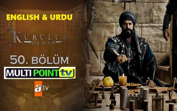 Watch Kurulus Osman Episode 50 (50 Bolum) with English & Urdu Subtitles Free of Cost