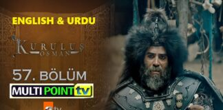 Watch Kurulus Osman Episode 57 (57 Bolum) with English & Urdu Subtitles Free of Cost
