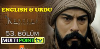 Watch Kurulus Osman Episode 53 (53 Bolum) with English & Urdu Subtitles Free of Cost