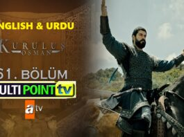 Watch Kurulus Osman Episode 61 (61 Bolum) with English & Urdu Subtitles Free of Cost