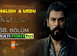 Watch Kurulus Osman Episode 58 (58 Bolum) with English & Urdu Subtitles Free of Cost
