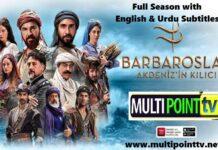 Watch Barbaroslar Episode 7 with English & Urdu Subtitles Free of Cost