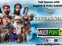 Watch Barbaroslar Episode 3 with English & Urdu Subtitles Free of Cost