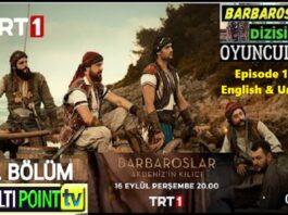 Watch Barbaroslar Akdeniz'in Kilici Episode 1 with English & Urdu Subtitles Free of Cost